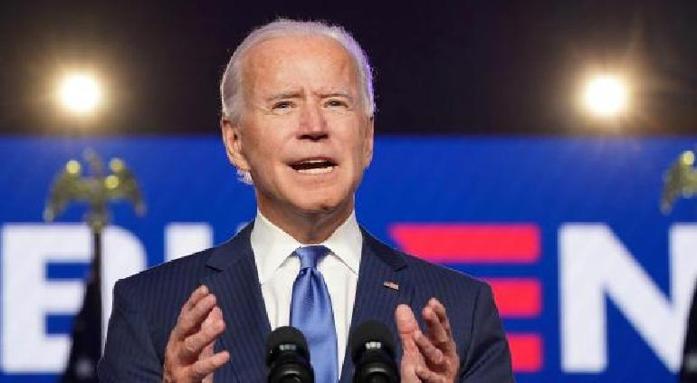 Habrá transferencia de poder, pase lo que pase: Biden