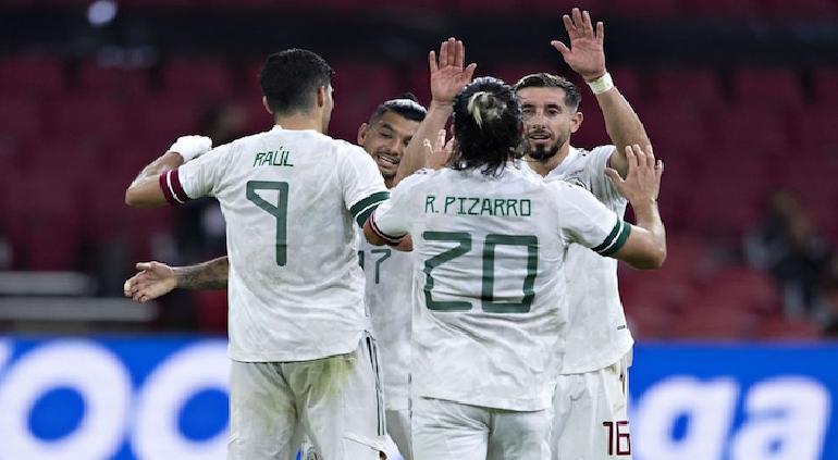 México contra Gales, primer amistoso del Tri en 2021 en Europa