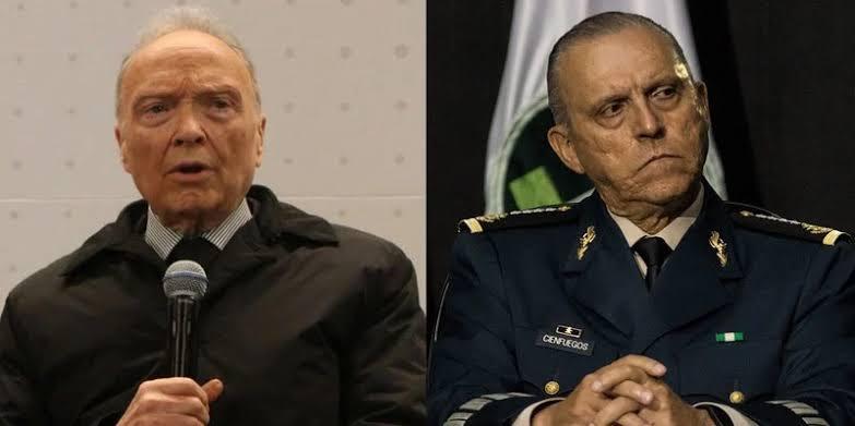 """Acusa fiscal a EU de """"rajarse"""" y retirar la acusación contra Cienfuegos: """"vamos a juicio y vamos a ver por qué lo perdonaron"""""""