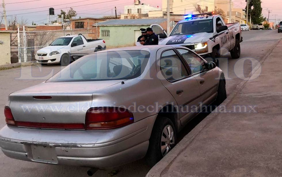 Asegura Policía Vial vehículo con reporte de robo