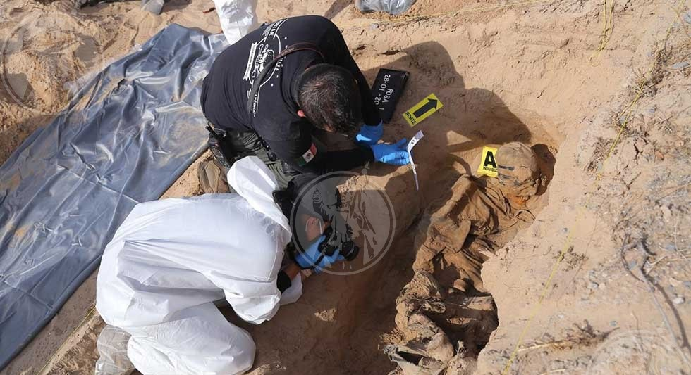 Encuentran restos humanos tras rastreo en El Valle