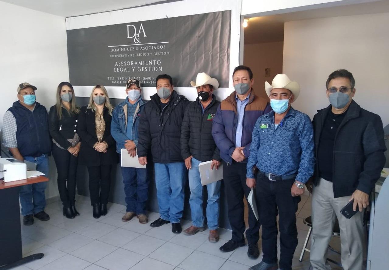 """Llegan abogados para apoyar a habitantes de la zona serrana, """"No están solos"""": Domínguez"""