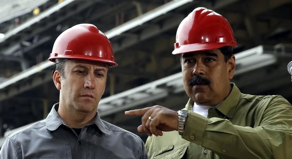 Ofrece Maduro a AMLO abastecer de gas a México