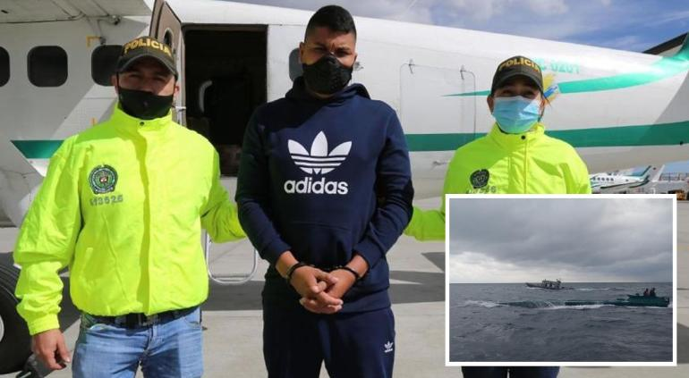 """Cae en Colombia el """"Príncipe de los submarinos""""; lo vinculan al CJNG"""
