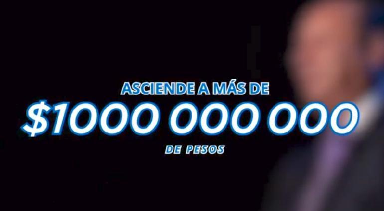 César Duarte desvió más de 1,000 millones de pesos: Peniche