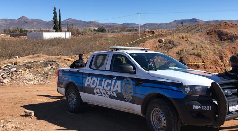 Encuentran cadáver de mujer en arroyo seco de Rinconada los Nogales