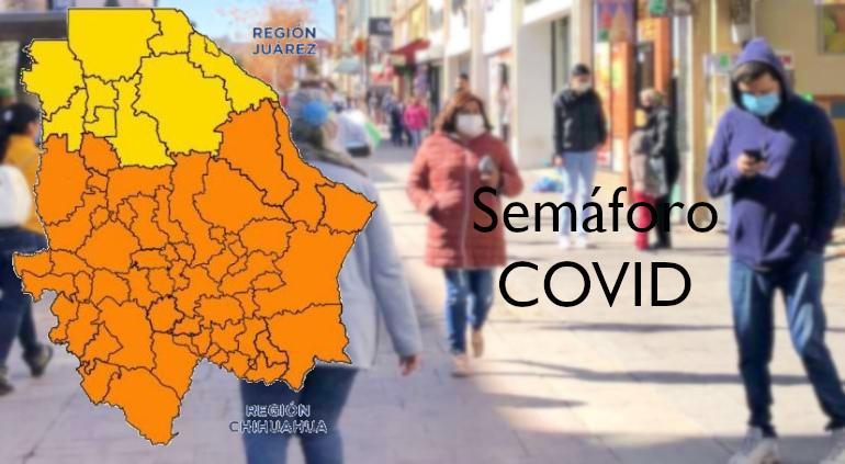 Se reunirá hoy Salud para revisar si cambia Semáforo en Chihuahua