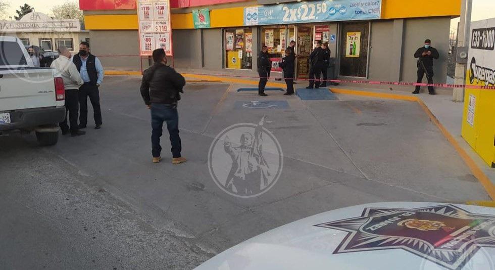 Matan a mujer dentro de un Oxxo en Juárez