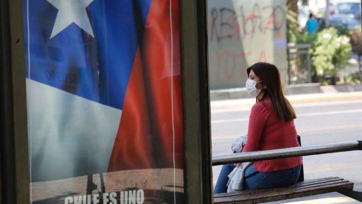 Chile reporta cifra récord de 7 mil 326 casos de Covid en las últimas 24 horas