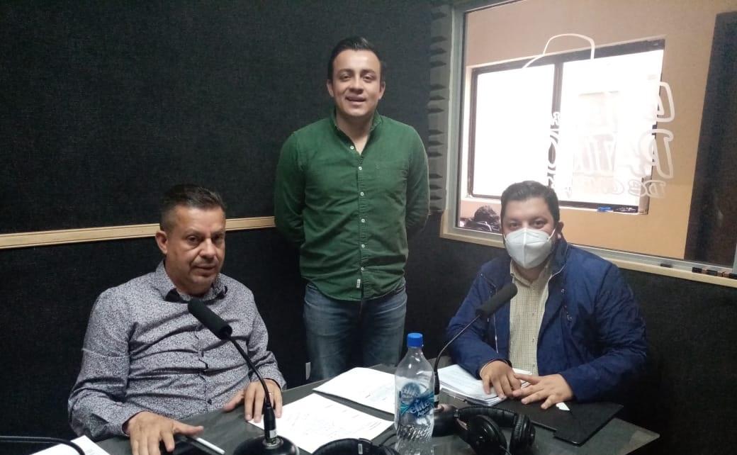 Se puede echar a andar un sistema anti corrupción a nivel municipal: Amín Anchondo