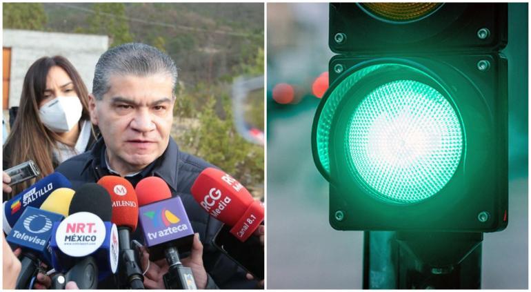 Coahuila, 4º estado que alcanza el semáforo verde