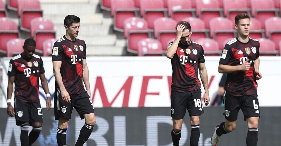 Pierde Bayern y deberá esperar para coronarse