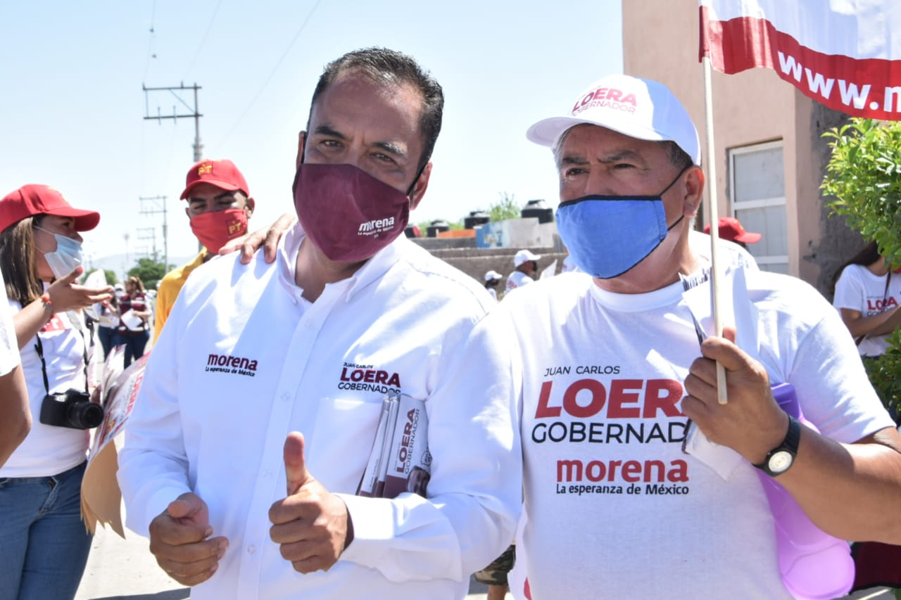 Mi sueño es un salario más justo para las y los trabajadores del campo: Juan Carlos Loera