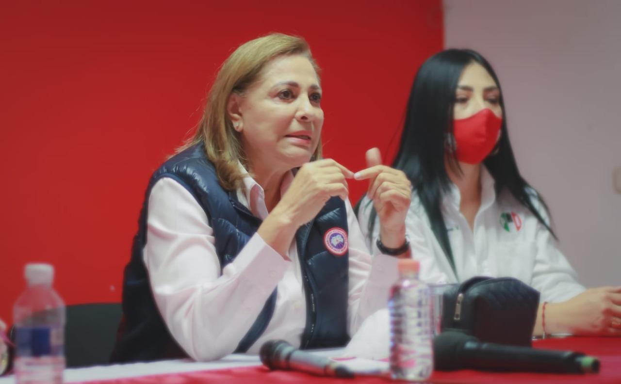 Recuperaremos el dinamismo económico y de infraestructura del Estado: Graciela Ortiz