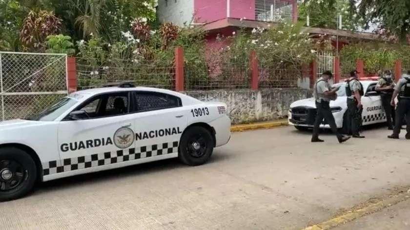 Ataca grupo armado a GN en Omealca, Veracruz