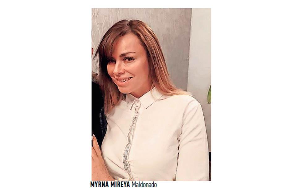 Suicidio de Myrna, por estrés laboral