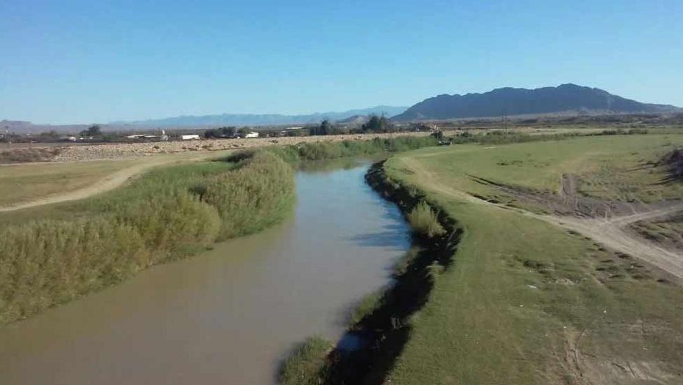 Se ahoga hombre al rescatar a un menor en el Río Conchos