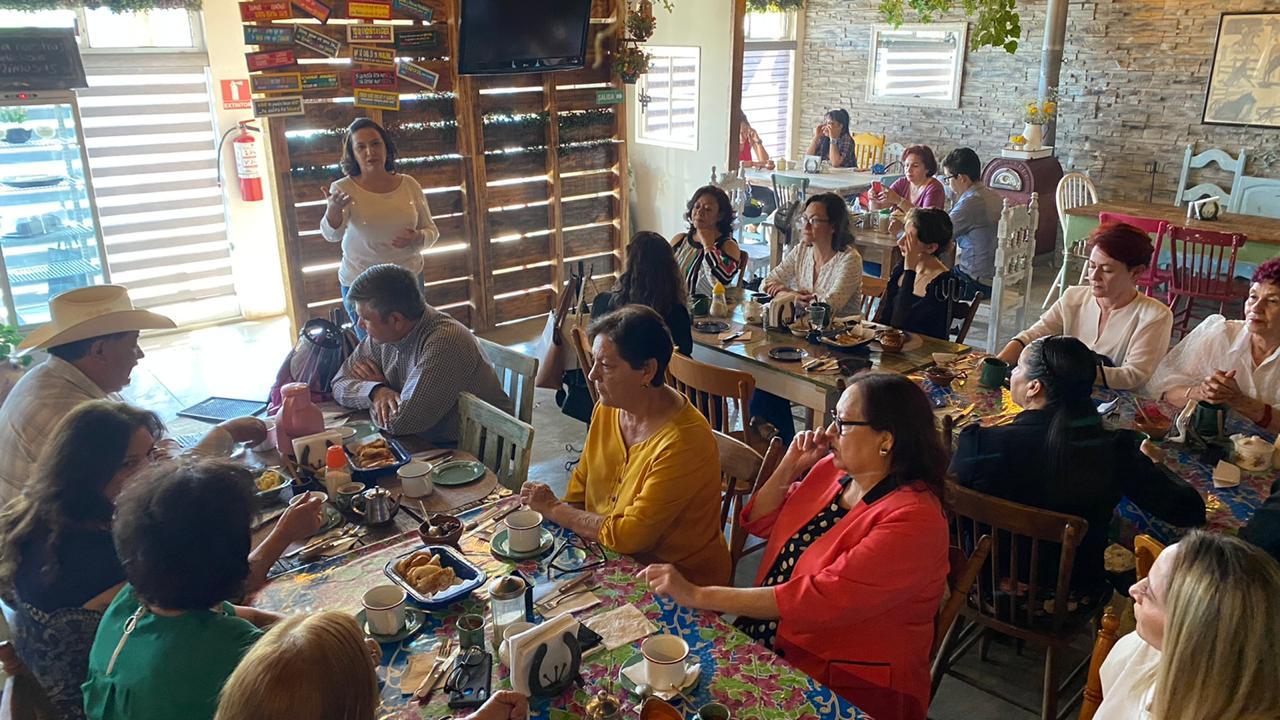 Relevo generacional y de género, necesarios para una verdadera transformación de Cuauhtémoc: Lupita Pérez
