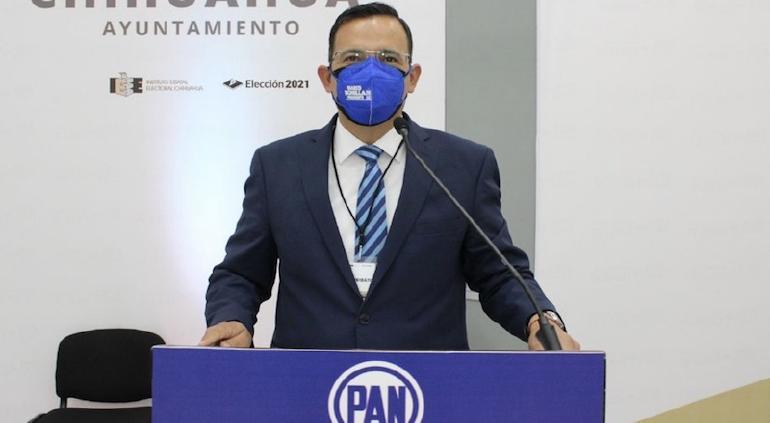 Chihuahua será municipio de primera, no de 4a: Bonilla