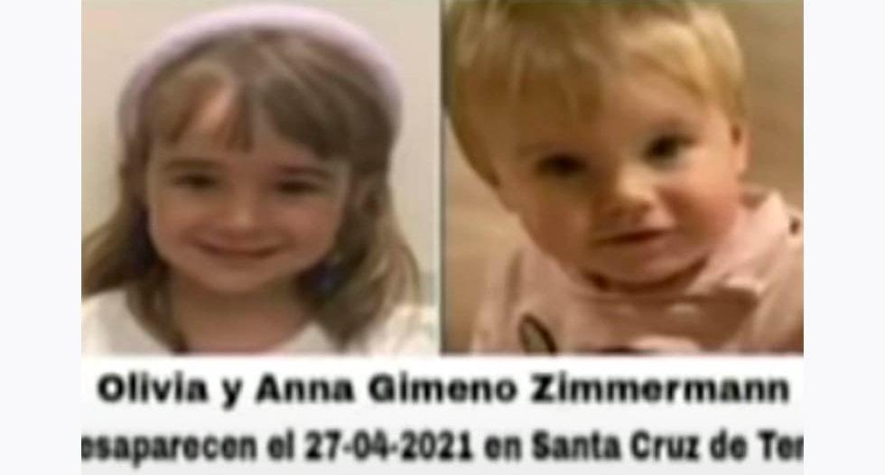 Padre secuestra a sus hijas, hoy encontraron el cuerpo de una de ellas