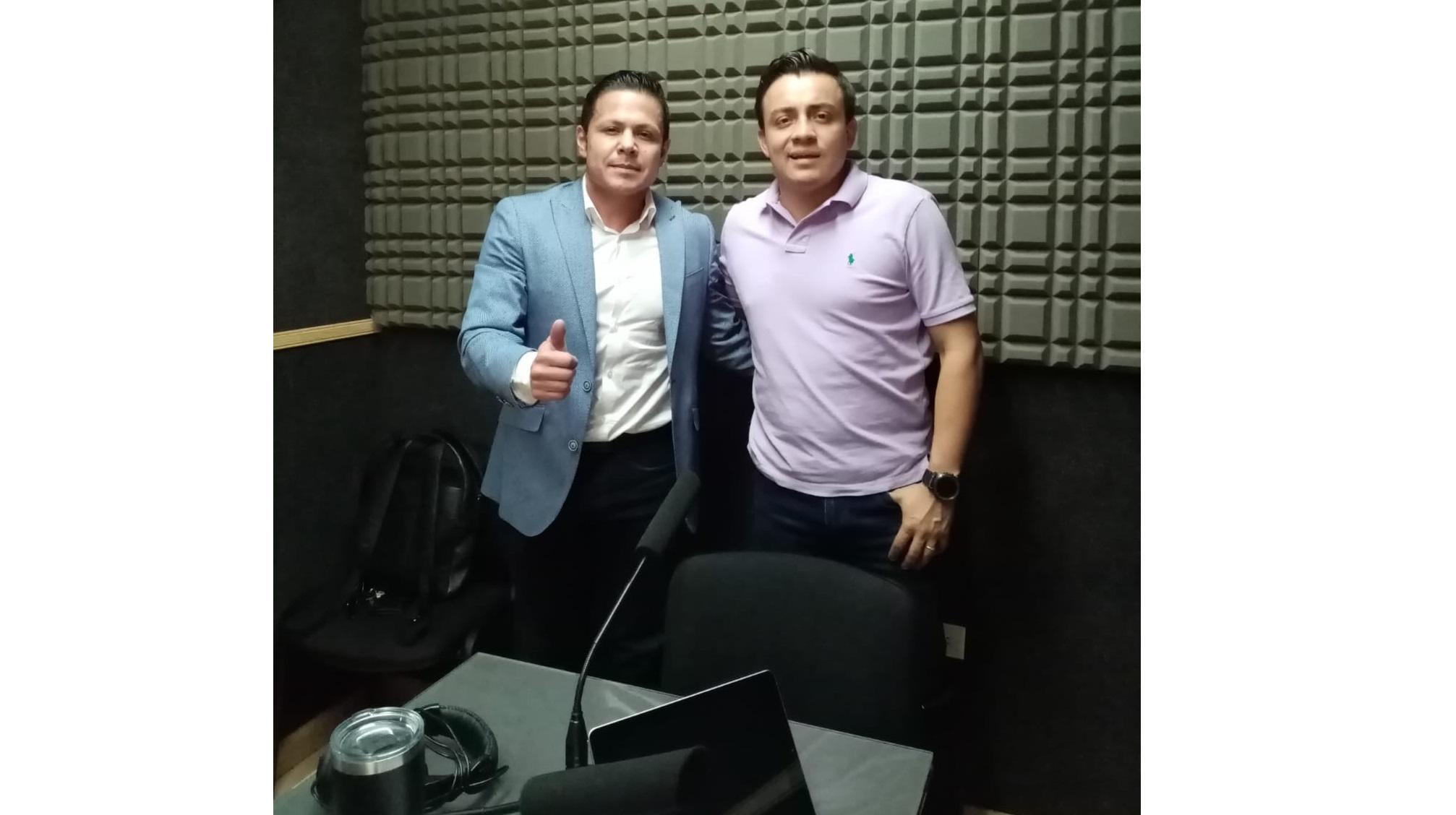 Héctor Ariel Fernández levanta la mano por la dirigencia estatal del PRI