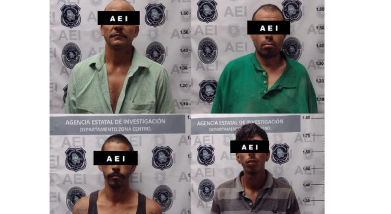 """Vinculan a """"mexicles"""" detenidos con droga en la Nuevo Triunfo"""