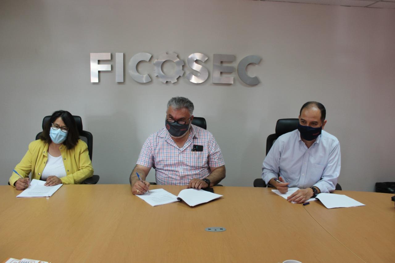 Apoyará FICOSEC proyecto para prevenir violencia comunitaria en juventudes