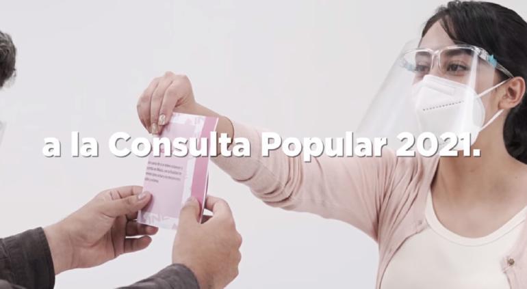 ¿Para qué servirá la primera consulta popular?