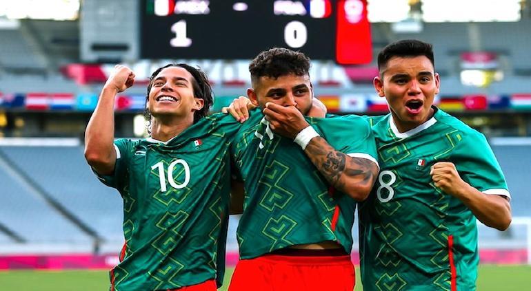 ¡Debut de Oro! México despedazó a la Francia de Gignac con goleada 4-1
