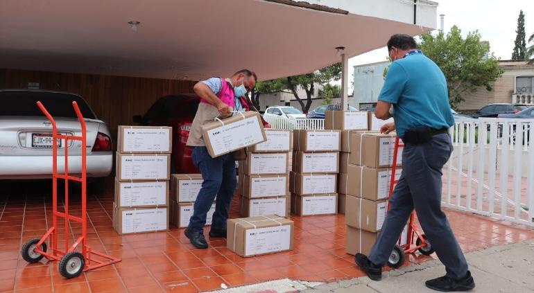 Recibe Chihuahua 2.9 millones de boletas para consulta del 1 de agosto