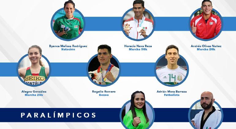 Desea Maru éxito a chihuahuenses en Olímpicos de Tokio