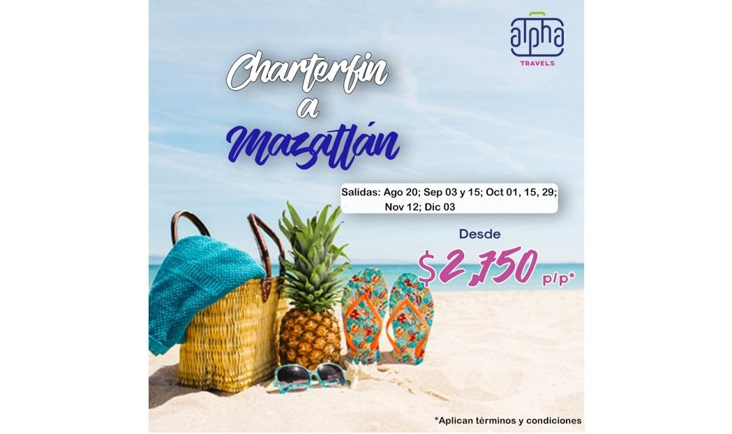 A Viajar!! con Alpha Travels