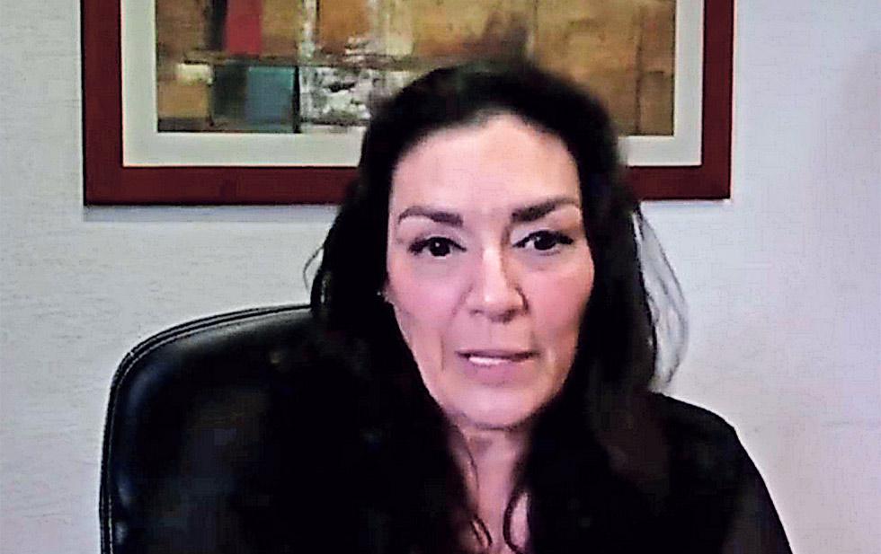 Aprueban a Yanko Durán como aspirante a presidenta del IEE Chihuahua