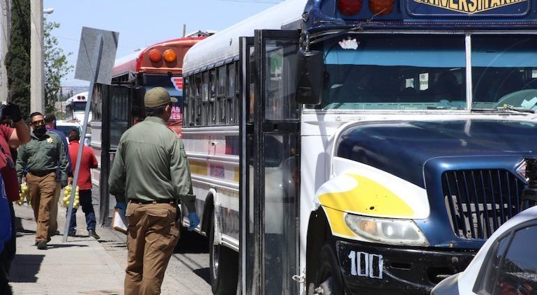 Análisis revela que viaje en camión en Juárez debe costar 10-12 pesos