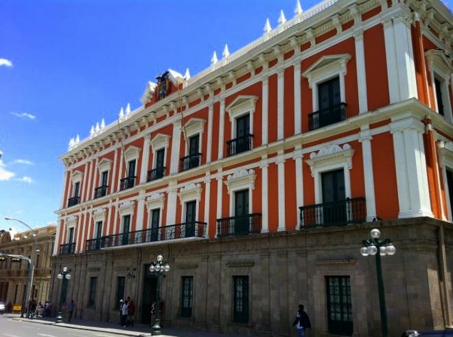 Plaza Murillo La Paz Bolivia 4