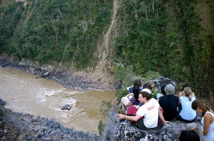 paseo y río bolivia amazon mountain bike 3