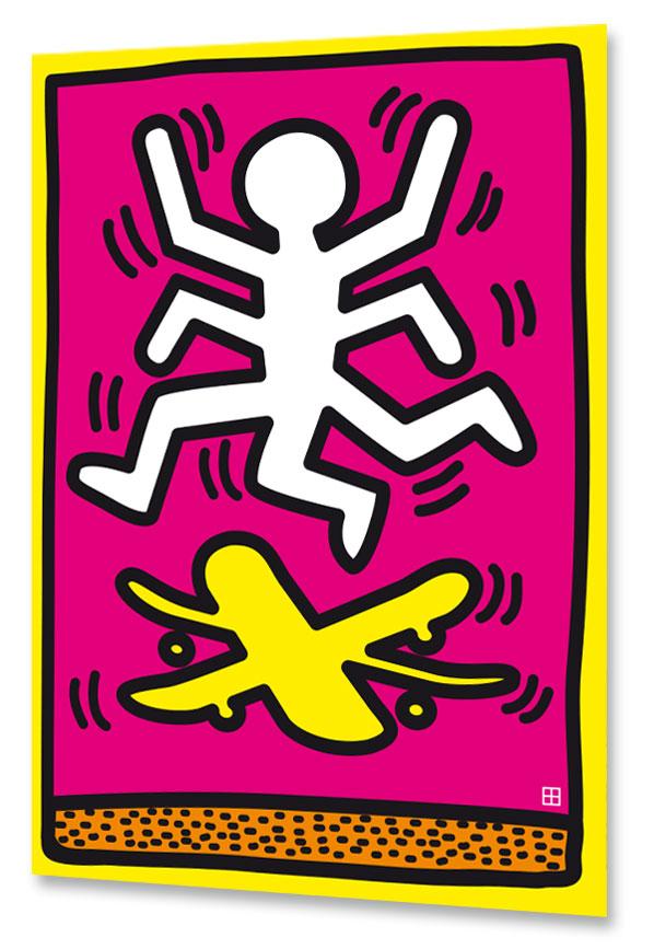 Artrastos - Skate Haring