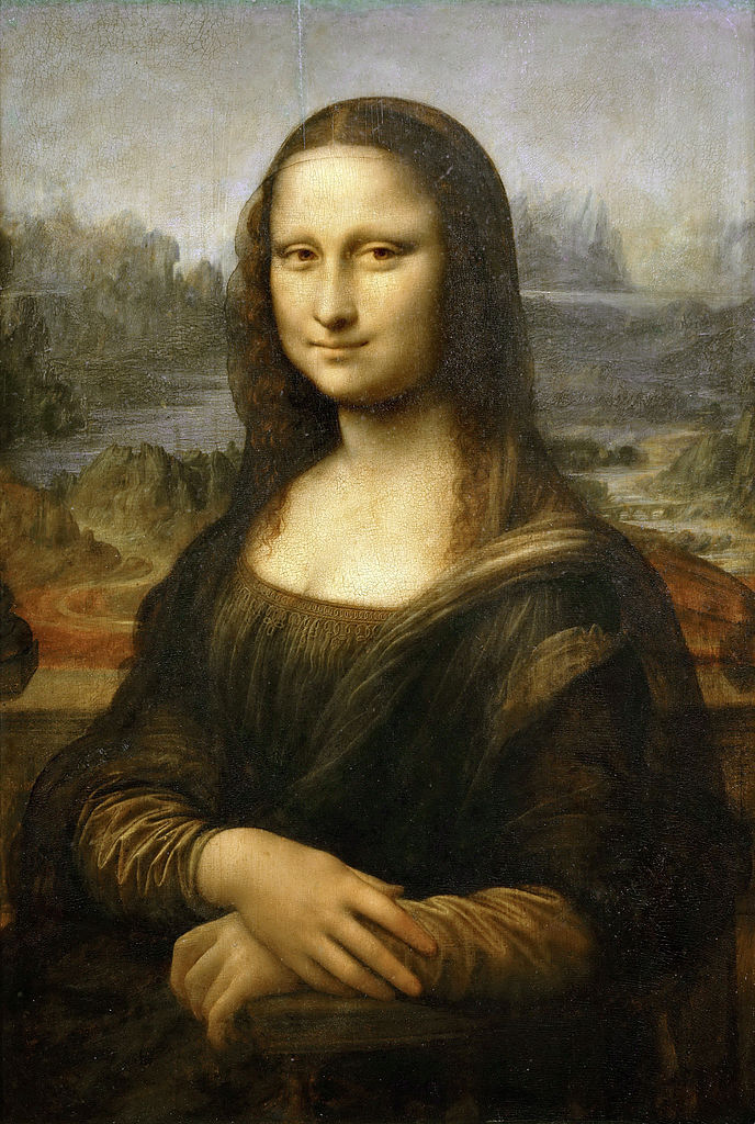 Leonardo da Vinci - La Gioconda (1503-19)