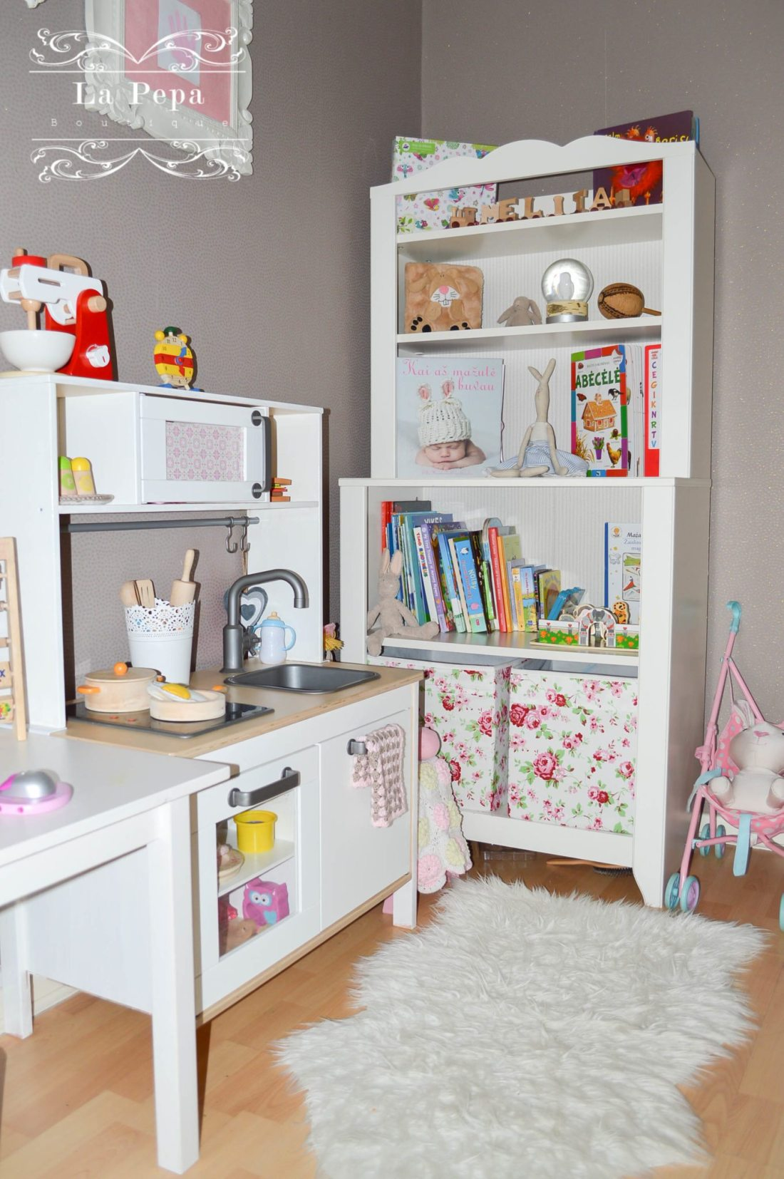 Toddler's play area 1