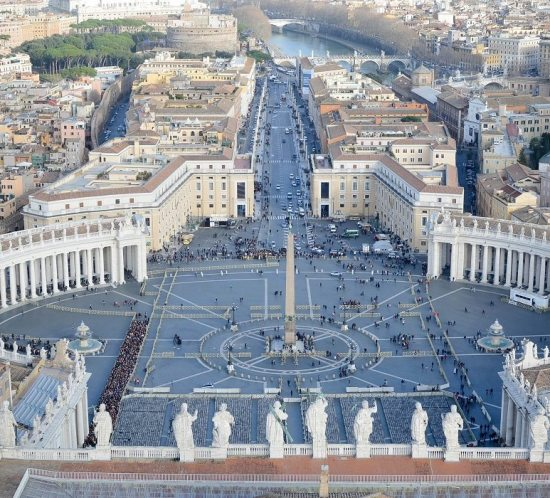 "Travels | ""The Holy See"" Vatican City 86"