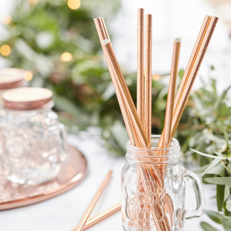 Sustainable Alternatives for a Plastic Straw 1