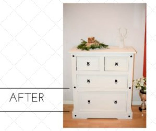 upcycle furniture - diy project