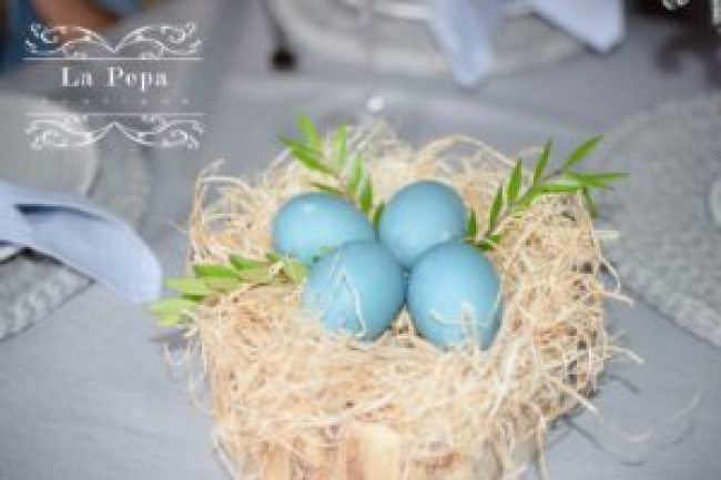 Eco Easter | Table Styling and Decor ideas 16