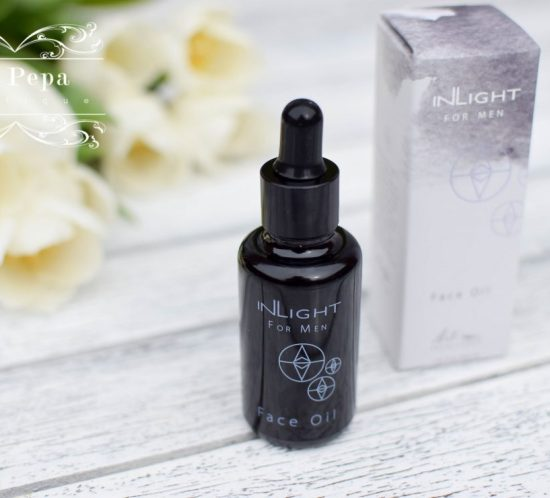 Father's day present ideas InLight Face Oil