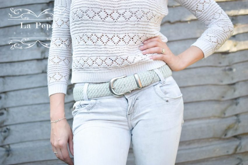 Eco Style   Vegan and Eco-Friendly Belts for Mother & Daughter