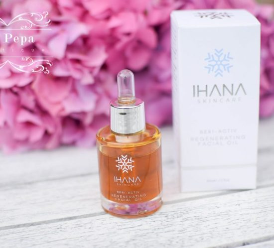 Review | IHANA Beri-Active Regenerating Facial Oil