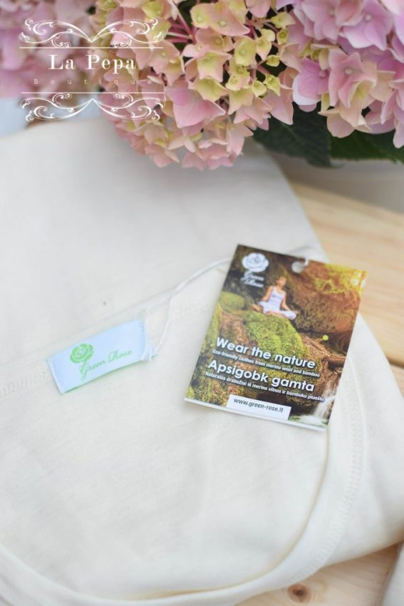 Review | Slow Morning with Green Rose natural Merino Wool Pyjamas