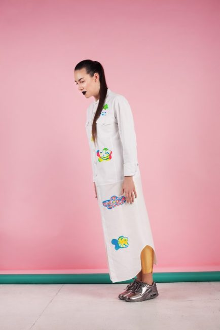 Eco Chat | Lech Lecha Design - A Meaningful Fashion that Follows a Heart Instead of Trends 1