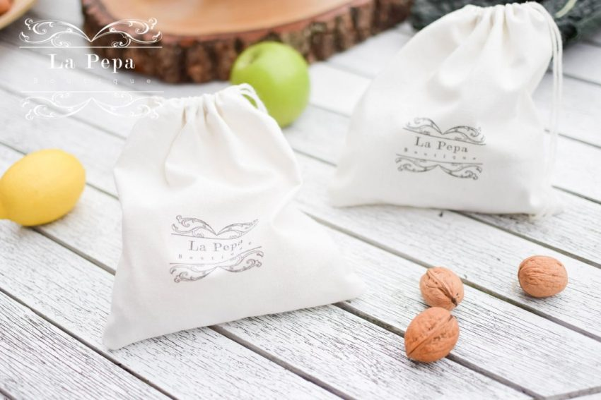 Ditch The Plastic | Reusable Grocery Bags