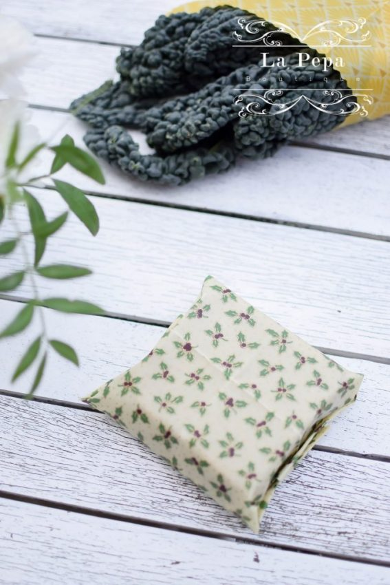 Eco Kitchen | Zero Waste Food Wrapping with Beeswax Wraps